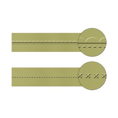 Needlepoint Border Textured Impressions