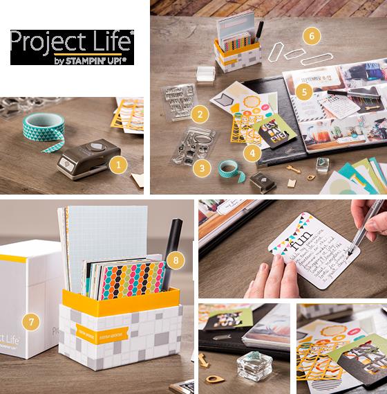Project Life Photos