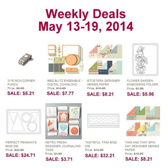 weekly-stampin-up-specials 5-13-14