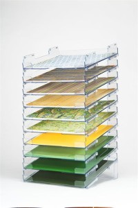 12x12-stackable-clear-paper-tray-with-front-lip