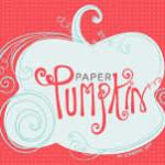Paper Pumpkin Art