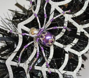 Fright-Wreath-Spider